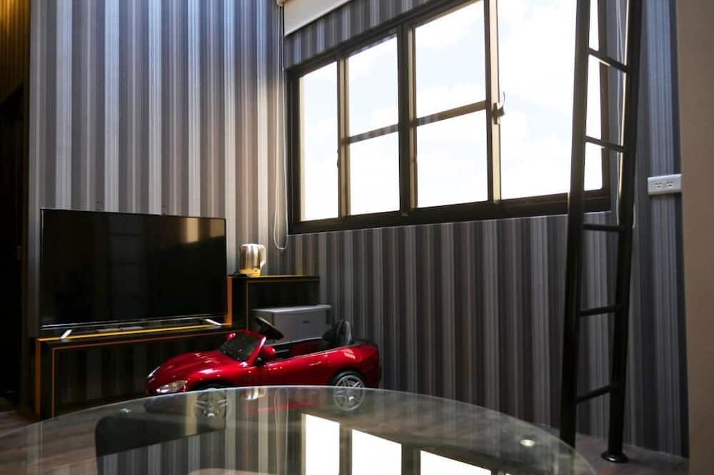 Tek Büyük Yataklı Oda (Lamborghini) - Oda