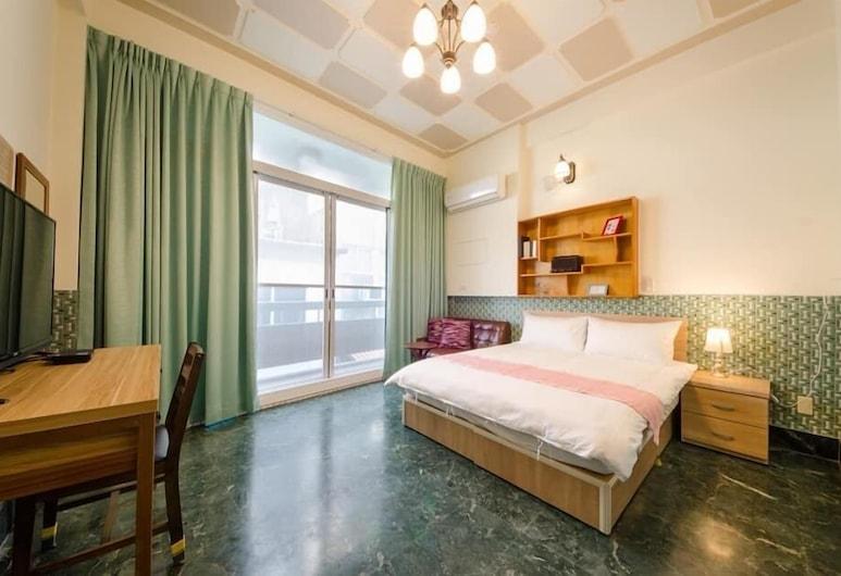 My Home, Tainan, Comfort Quadruple Room, Guest Room