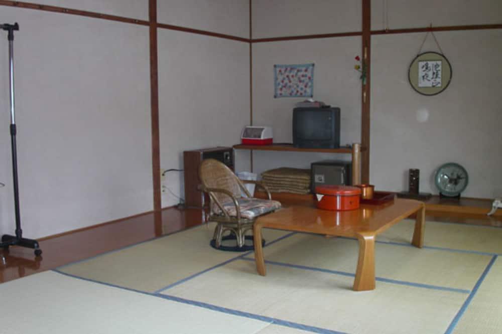 Familienzimmer, Gemeinschaftsbad - Zimmer