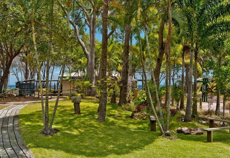 Bali Hai, Ostrov Moreton Island, Areál