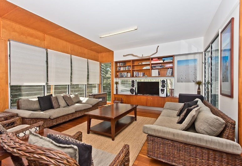 The Birdcage, Brisbane, House, 5 Bedrooms, Living Area