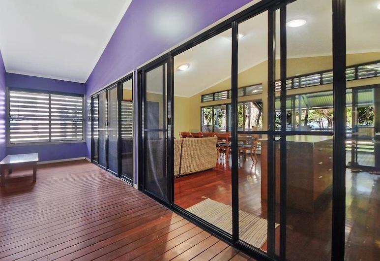 Cowan Beach House, Brisbane, Talo, 3 makuuhuonetta, Oleskelualue