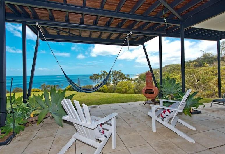 Moreton View, Moreton Island, Ferienhaus, 3Schlafzimmer, Terrasse/Patio