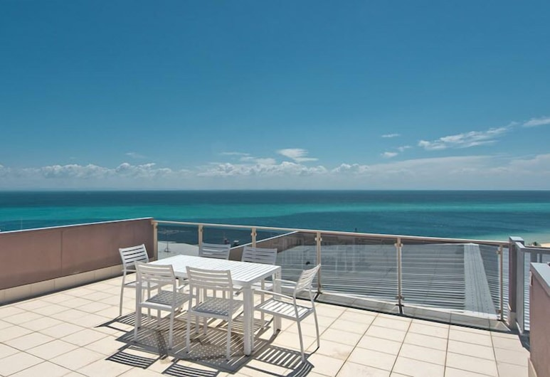 Tangalooma Sea Change, Moreton Island, House, 3 Bedrooms (2 Queen, 2 Tri-bunk, 1 Double Sofabed), Balcony