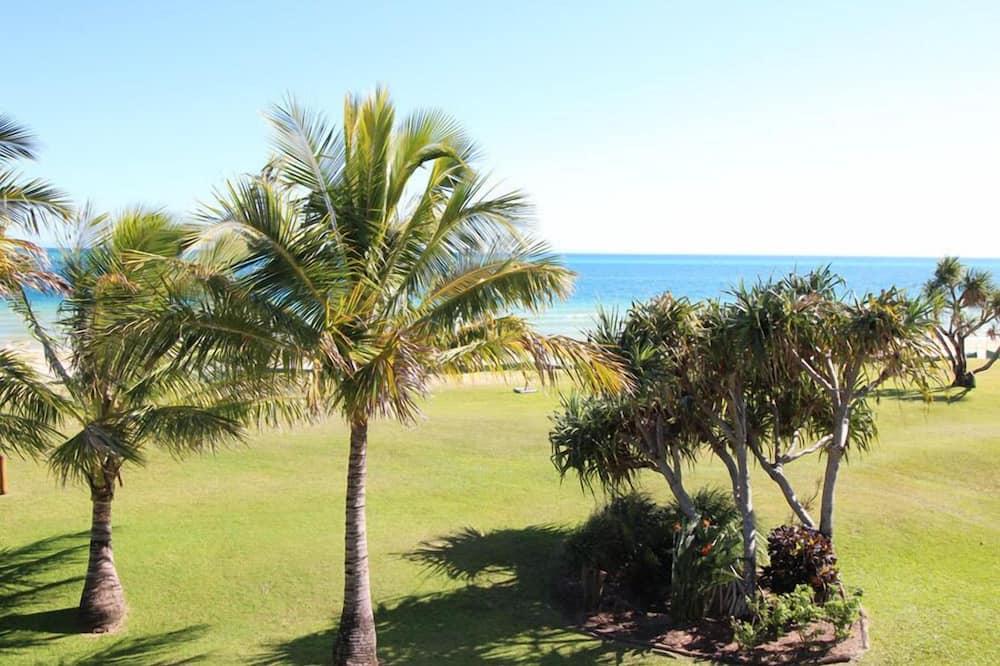 Vaizdas į paplūdimį / vandenyną