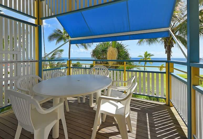 Villa at Tangalooma - Villa 39, Mortono sala, Apartamentai, 3 miegamieji, Balkonas