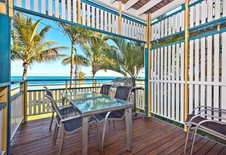 Villa at Tangalooma - Villa 42, Moreton Island, Apartment, 3Schlafzimmer, Balkon