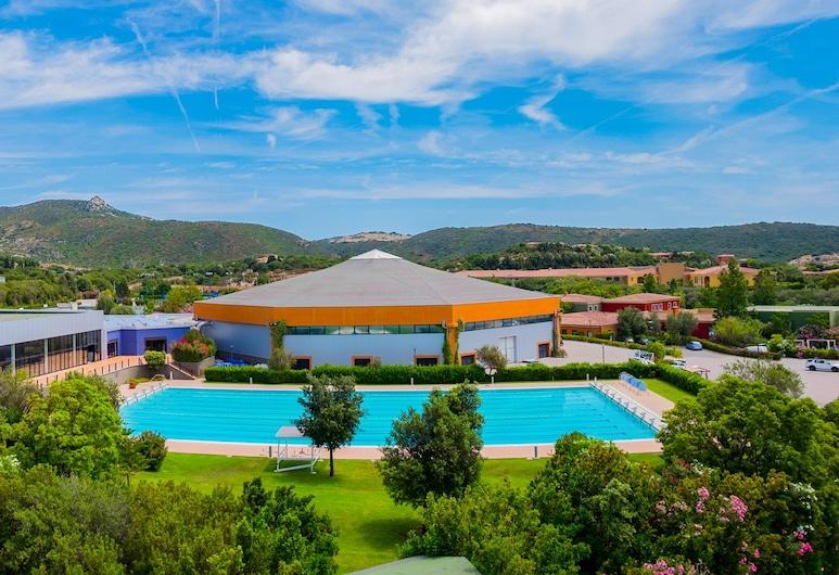 Geovillage Green Residence, Olbia, Basen odkryty