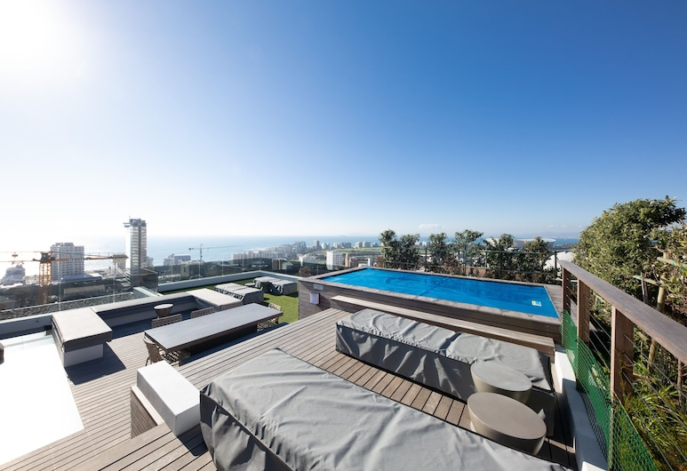 Penthouse on B, Le Cap, Piscine en plein air