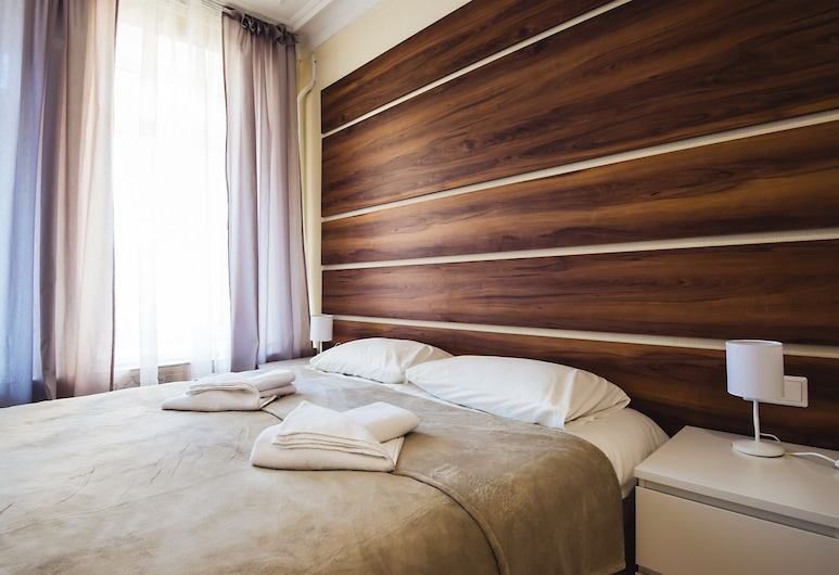 سيتي روف جيست هاوس, سانت بترسبرج, غرفة عائلية - بحمام خاص, غرفة نزلاء