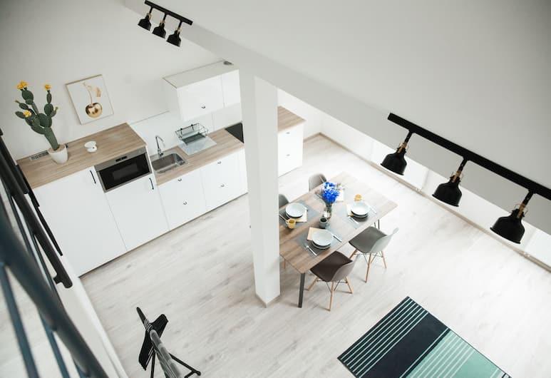Honest Apartments, Prag, Maisonette, Oda