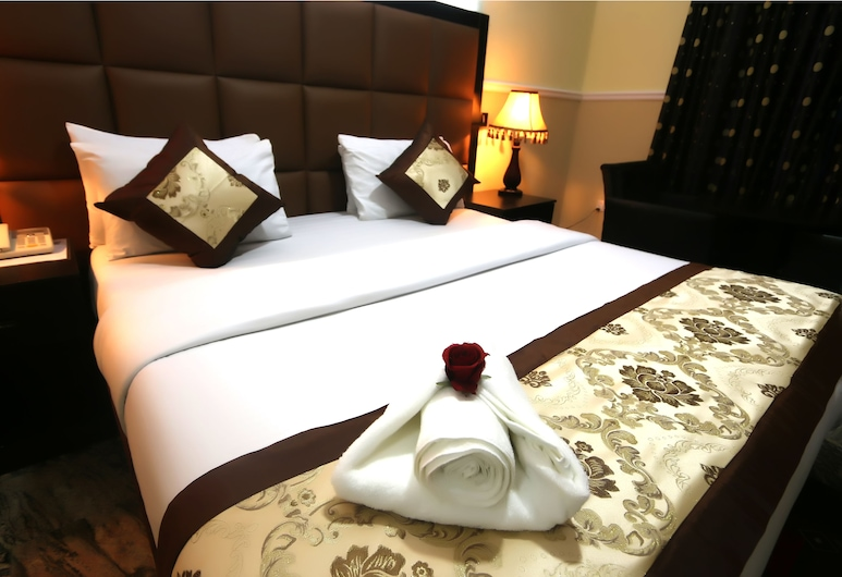 Landmark Hotel, Port Harcourt, Superior Room, City View, Guest Room