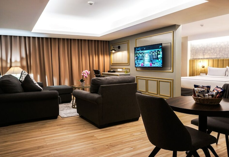 Barito Mansion, Jakarta, Suite, Guest Room