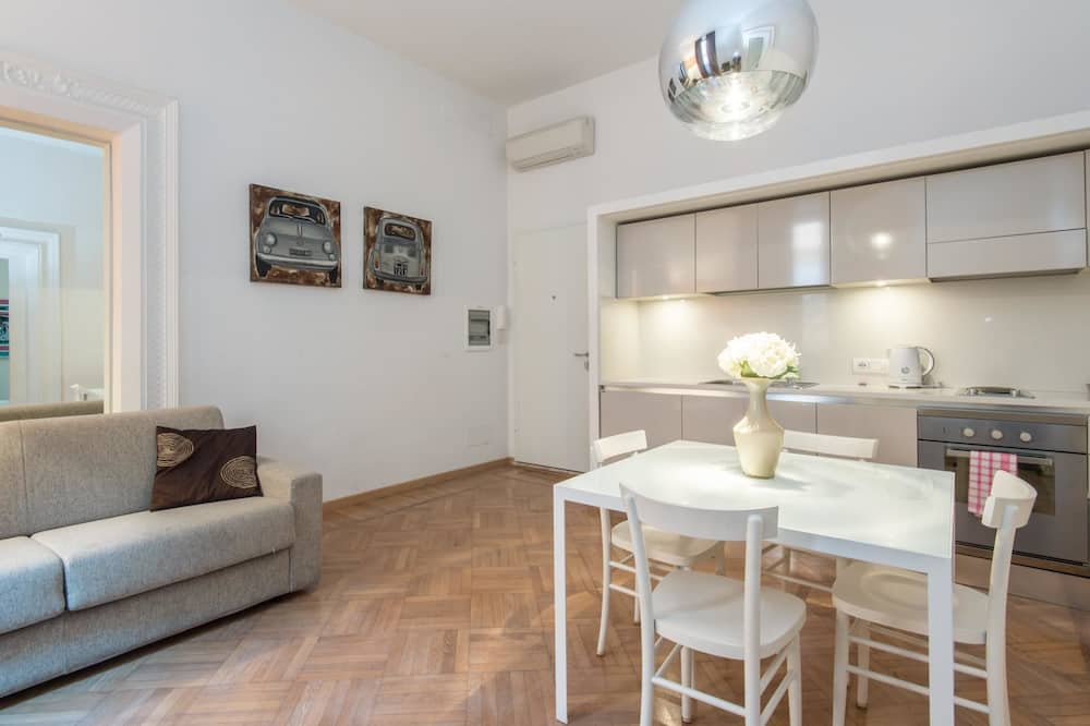 Appartement, 1 slaapkamer (1 Bedroom) - Woonruimte