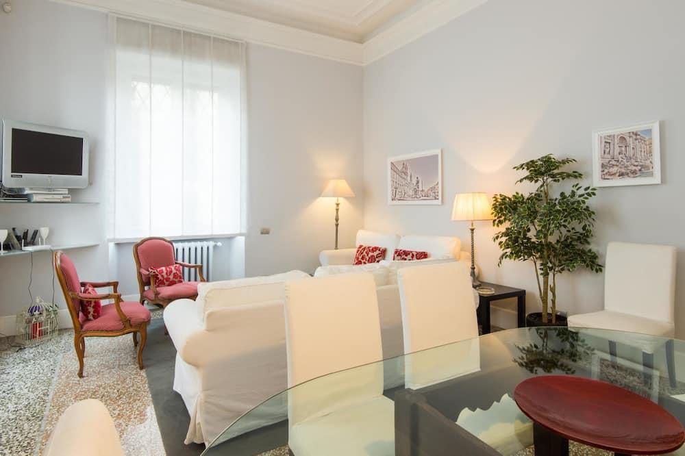 Appartement (3 Bedrooms) - Woonruimte
