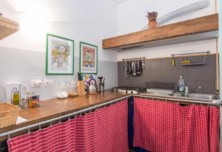 RSH Ara Pacis Terrace Apartment, Rome, Lägenhet - 2 sovrum - terrass, Eget kök