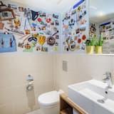 Deluxe - kahden hengen huone (Hipster) - Kylpyhuone