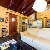 House, 1 Bedroom, Terrace - Living Area