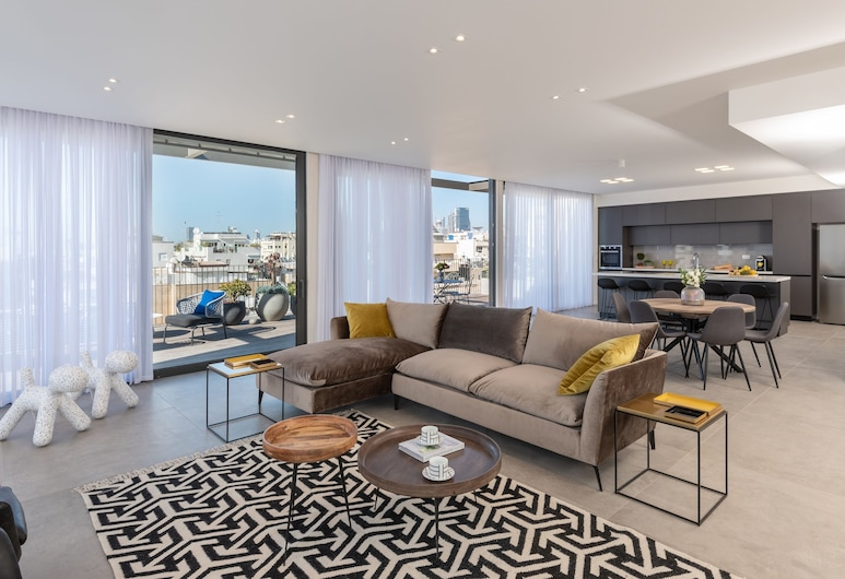 Shenkin Apartments by Master, Tel Aviv