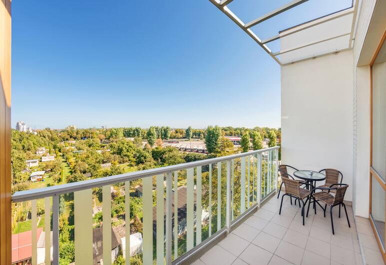 Apartamenty Sun & Snow Mila Baltica, Gdansk, Leilighet (96C/44), Balkong
