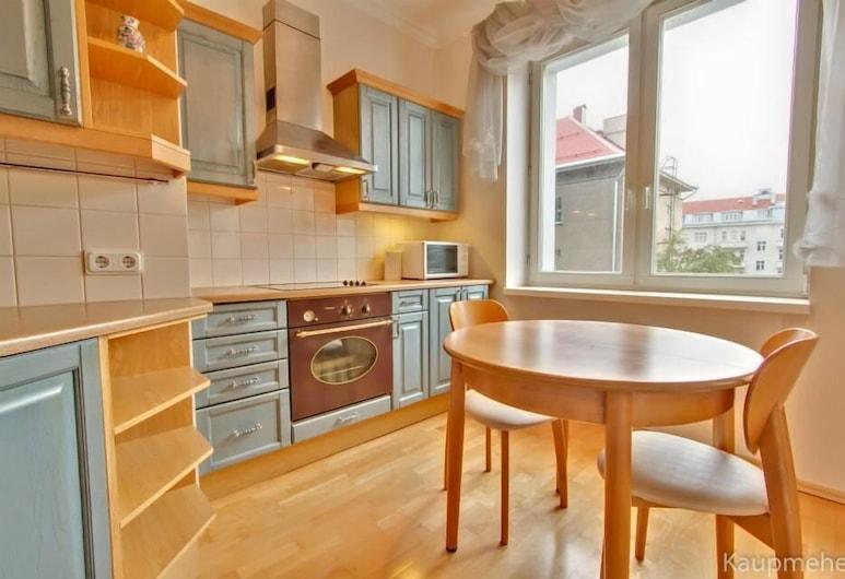Daily Apartments - Comfort Kauka, Tallin, Apartmán typu Comfort, Soukromá kuchyně