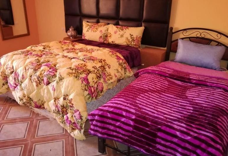 Hotel Resturant Arij, Amersid, Comfort-Zimmer, Mehrere Betten, Bergblick, Zimmer