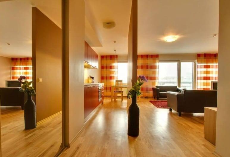 Daily Apartments Viru Penthouse, Таллінн, Стандартні апартаменти, Житлова площа