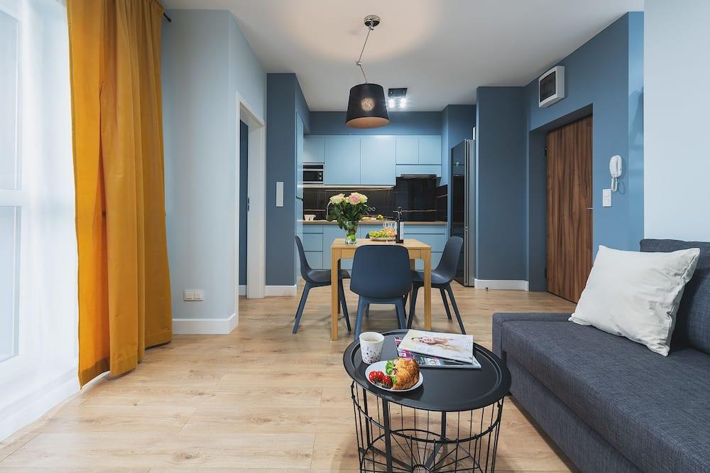 Appartamento Business - Area soggiorno