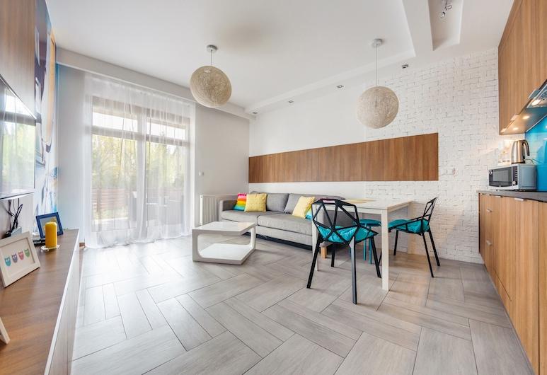 Apartamenty Sun & Snow Jelitkowska, Gdansk, Apartment (12 A – Jelitkowska 27), Room