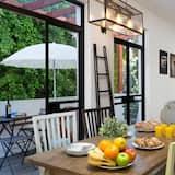 舒适公寓 - 客房送餐