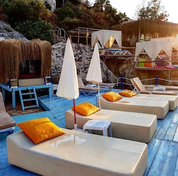 Φωτογραφία του Merla Kas Villa Otelleri, Κας (Αντίφελλος)