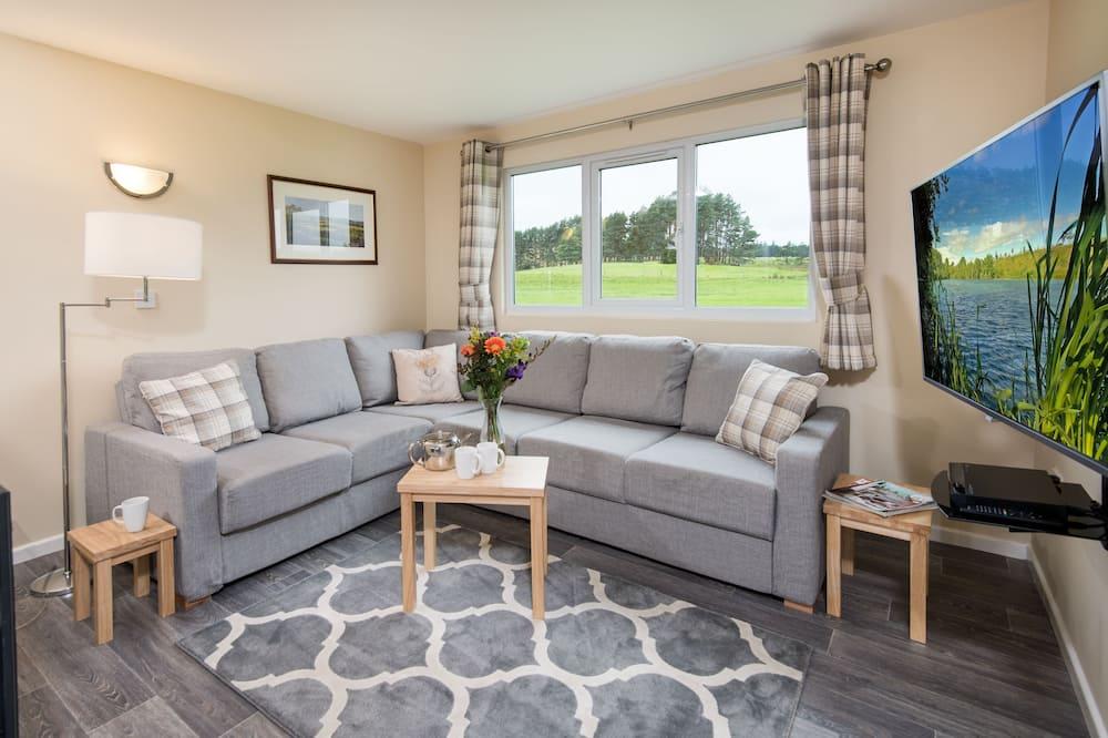 Cabin, 3 Bedrooms (Tyne Lodge) - Room