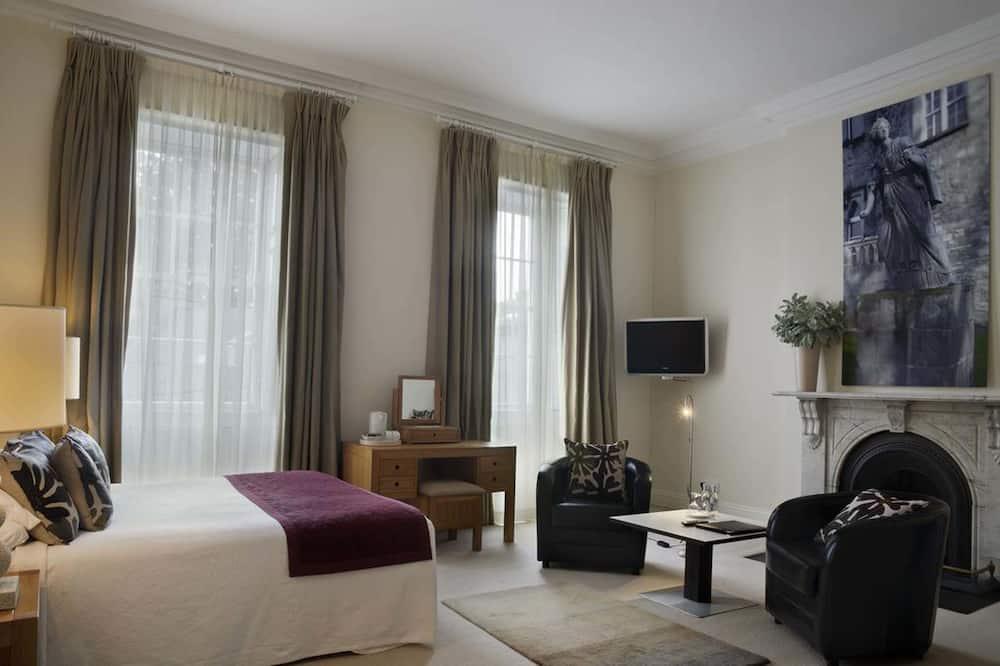 Двухместный номер с 1 или 2 кроватями, 1 двуспальная или 2 односпальные кровати - Ванная комната