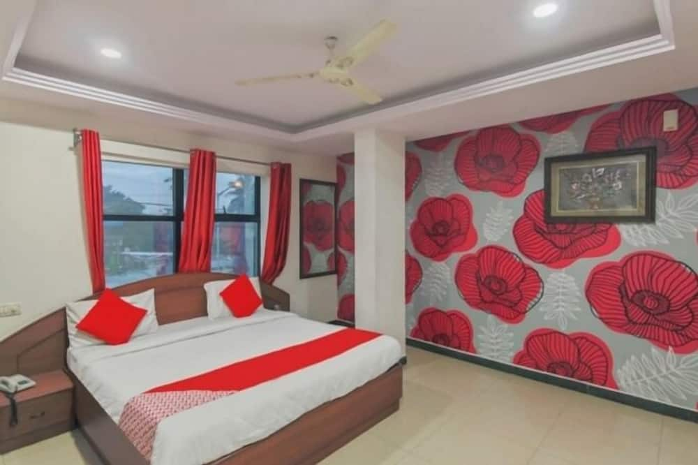 經典套房, 1 張特大雙人床 - 客廳