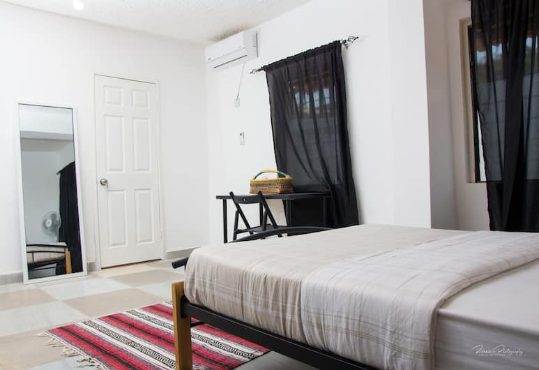 EastWest Hospitality, Freetown, Double Room, 2 Bedrooms, Guest Room