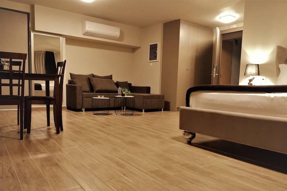 Comfort Studio Suite - Ruang Tamu