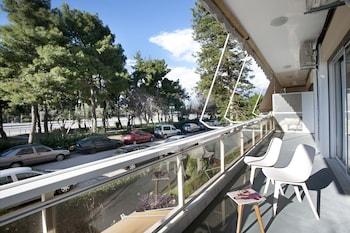 Fotografia do Palaio Faliro, Bright and Spacious Apartment em Palaio Faliro
