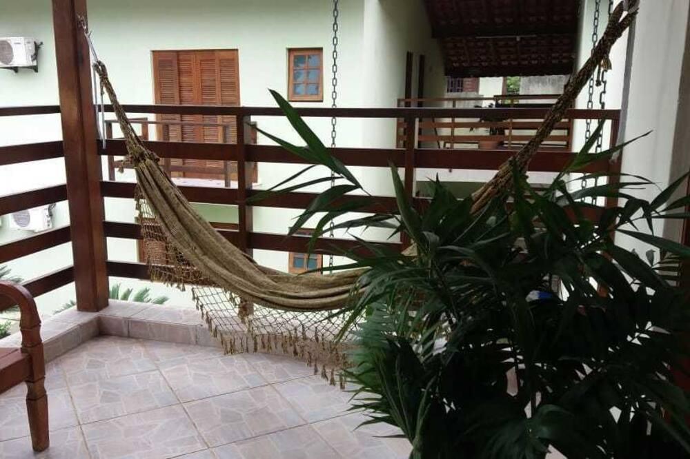 Traditionellt tvåbäddsrum - Vardagsrum
