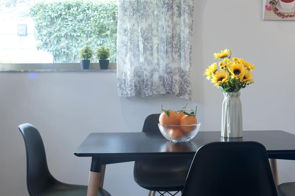 Dzīvokļnumurs - Numura ēdamzona
