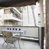 Studijas tipa numurs - Balkons