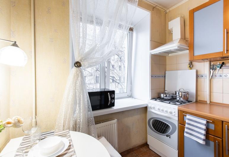 尼古拉耶娃好公寓飯店, 莫斯科, 公寓, 河景, 客房