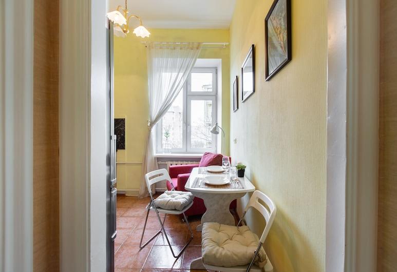 GoodAps Sadovaya-Samotechnaya 5, Moskwa, Apartament, widok na miasto, Wyżywienie w pokoju