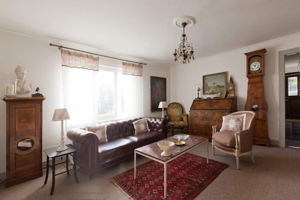 Appartement Exclusif, 2 chambres - Coin séjour