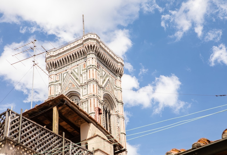 Modern Duomo View, Florence, Comfort Apartment, 1 Bedroom, City View, City View
