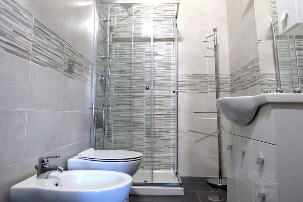 Habitación Deluxe, cocina básica - Baño