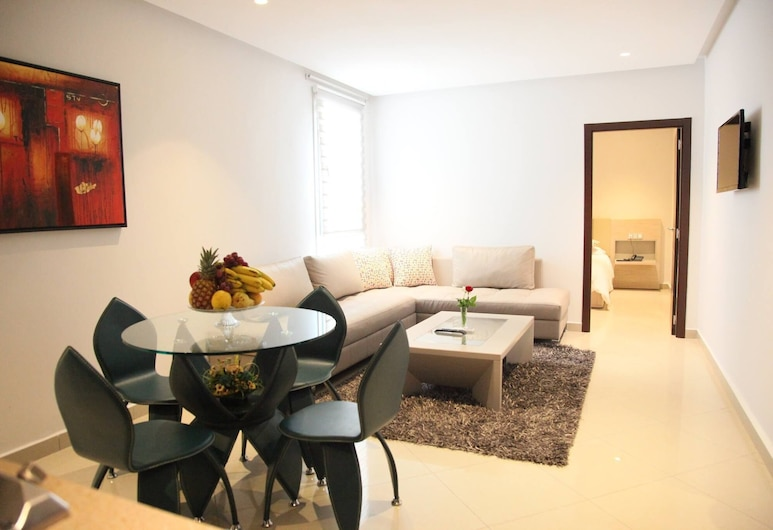 Hotel Zain, M'diq, Apartmán, 1 spálňa, Hosťovská izba