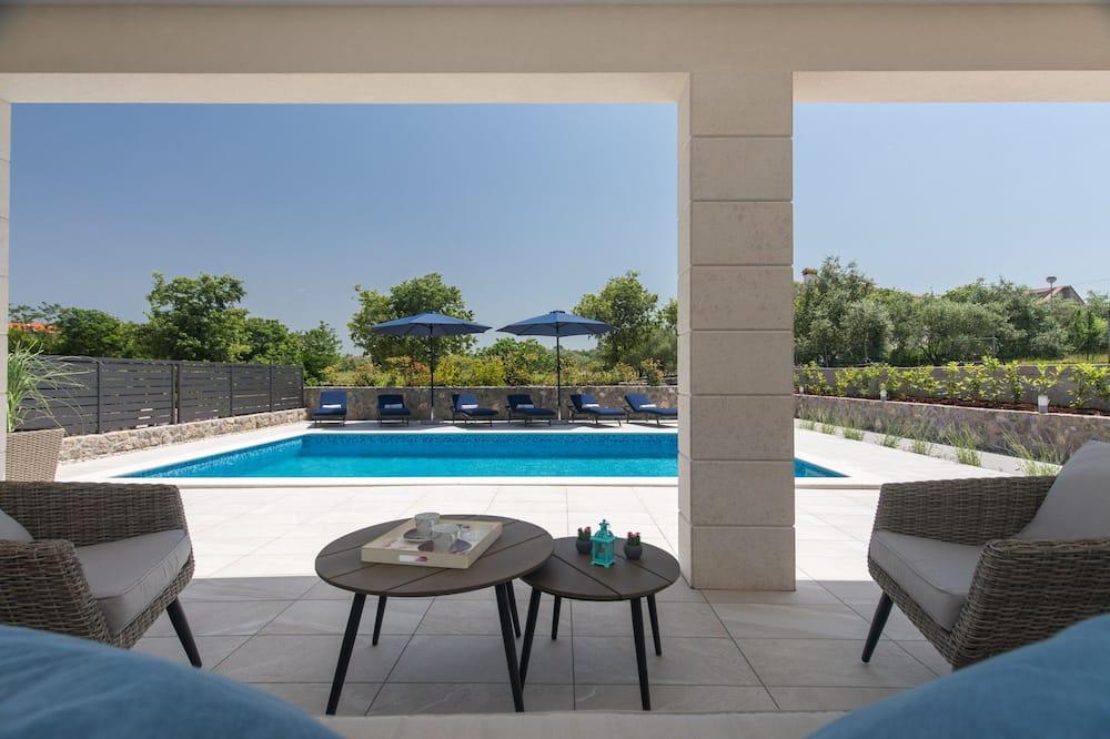 Villa Deluxe, 3 chambres - Terrasse/Patio
