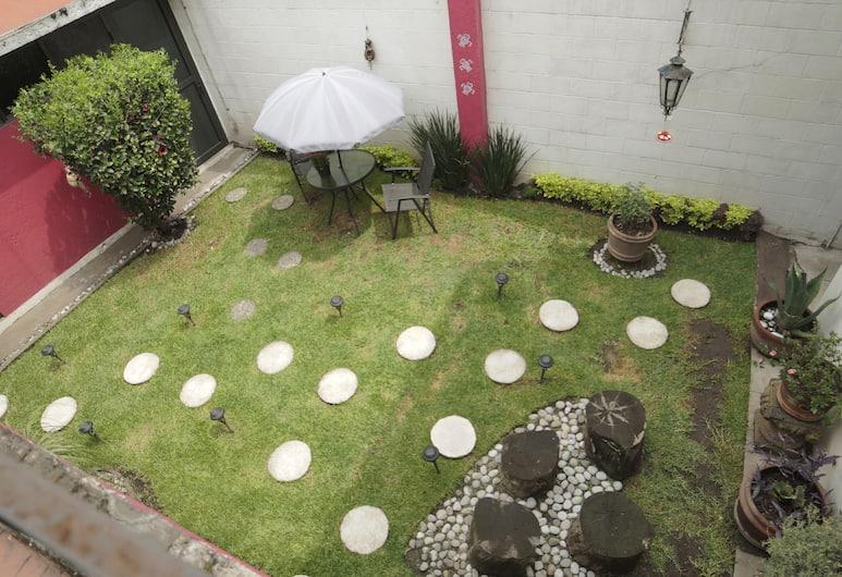 Colibrí B&B, Mexico, Jardin