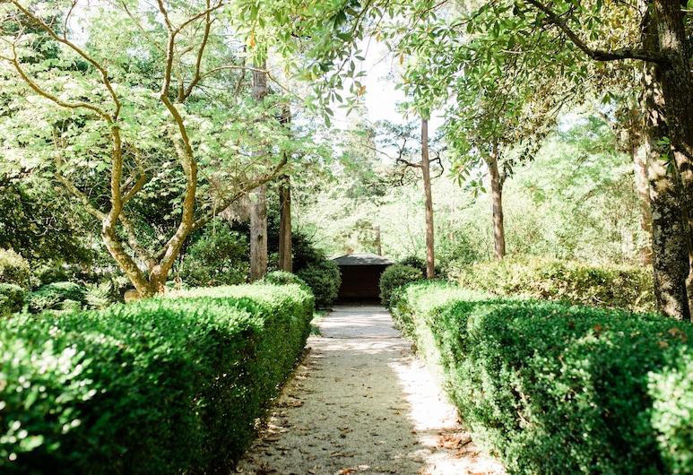Rose Hill, Aiken, Jardín