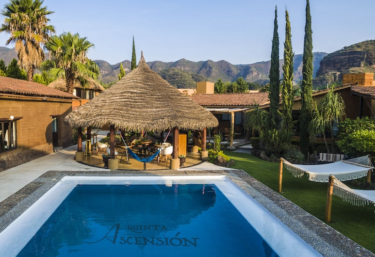 Quinta Ascension - Adults Only, Malinalco, Property Grounds